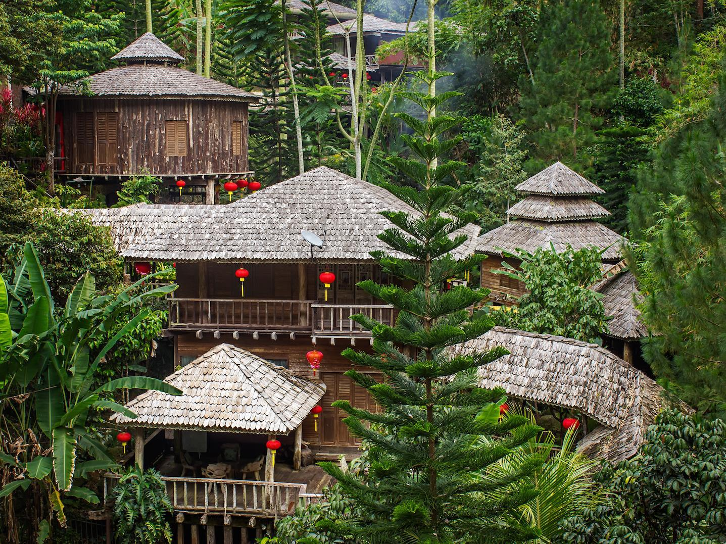 Fig Tree Hill Resort, Barat Daya