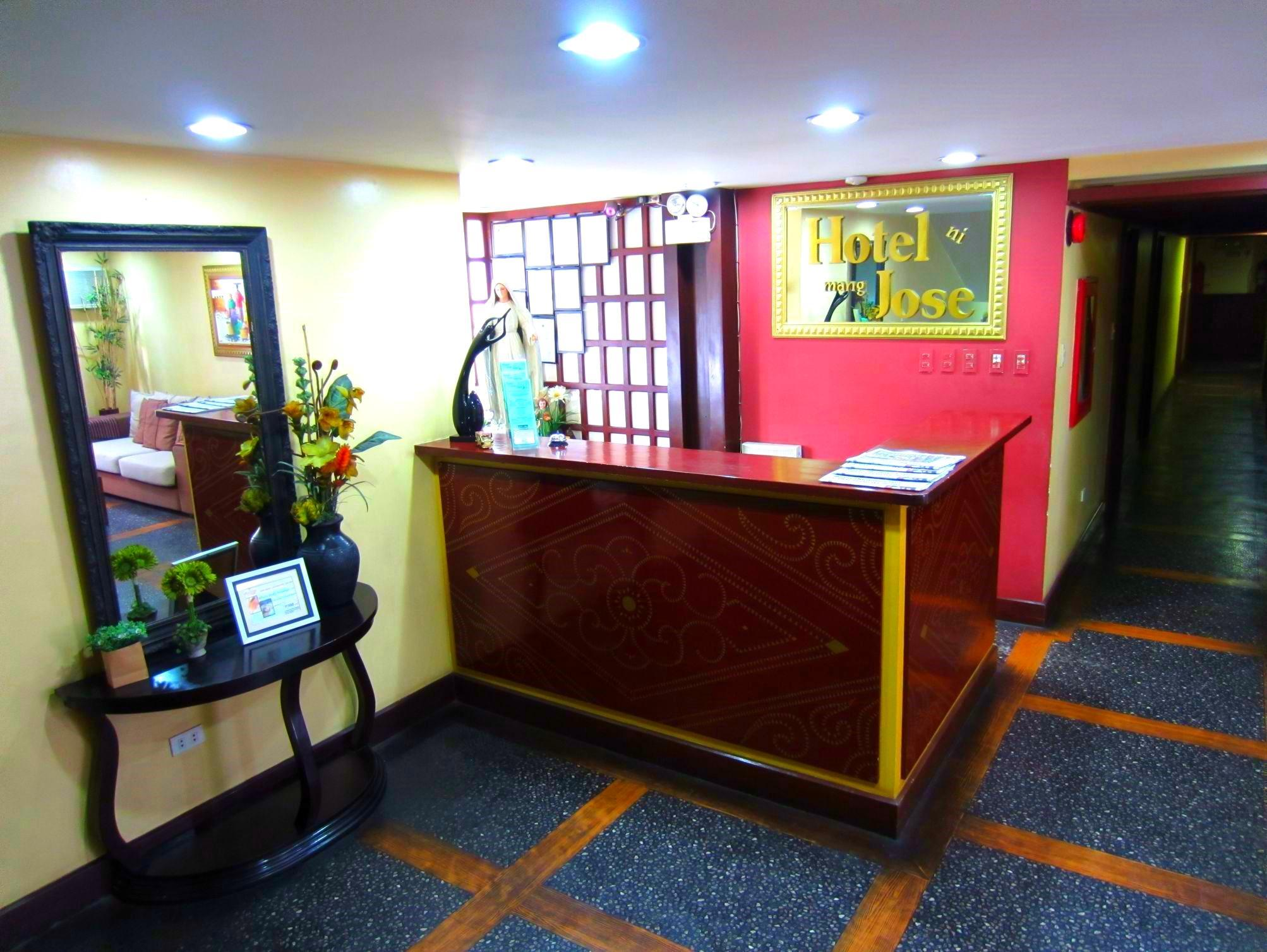 Hotel ni Mang Jose, Lipa City