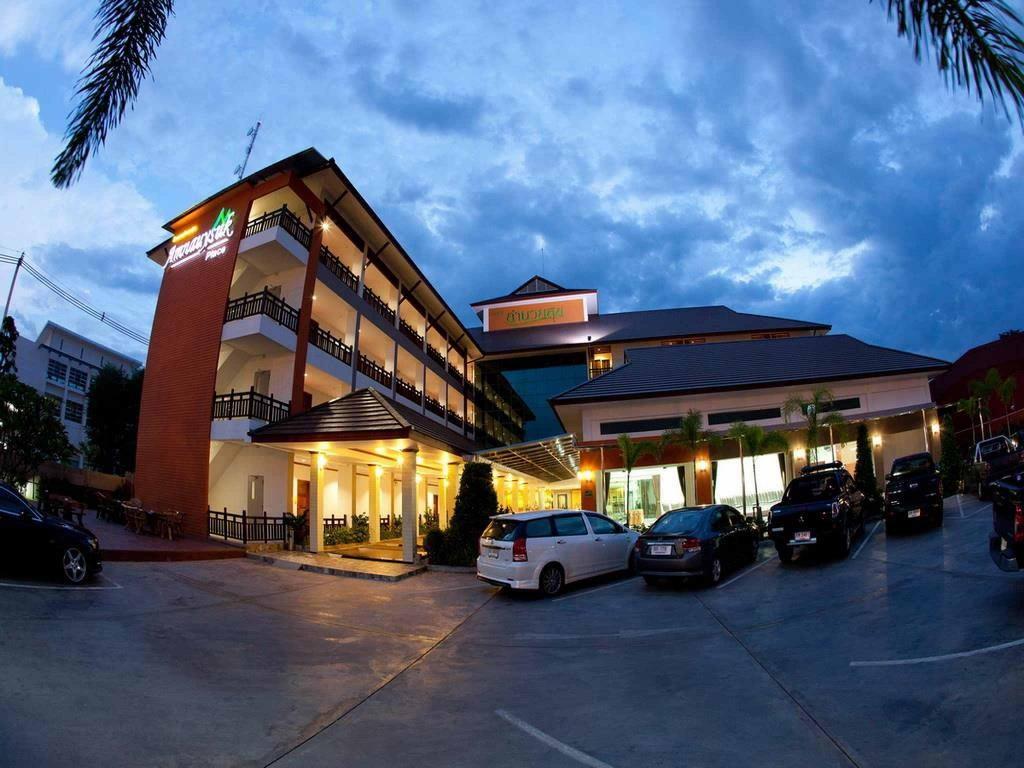 アムナウスック ホテル16
