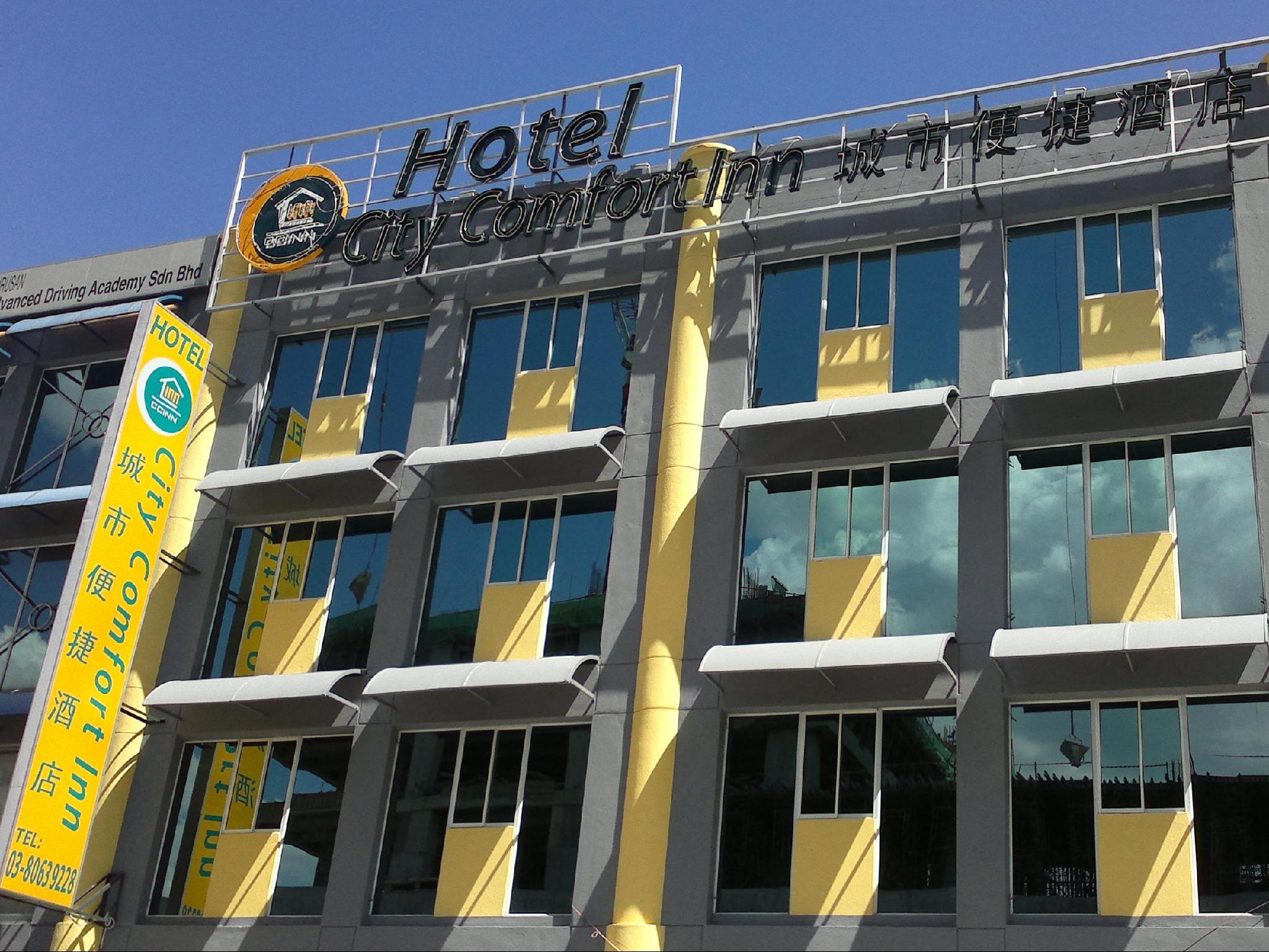 Hotel City Comfort Inn, Kuala Lumpur