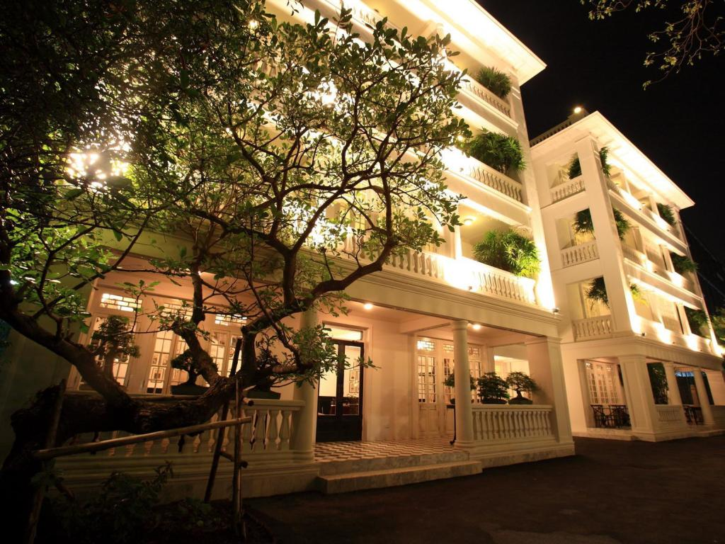 カボション ホテル1