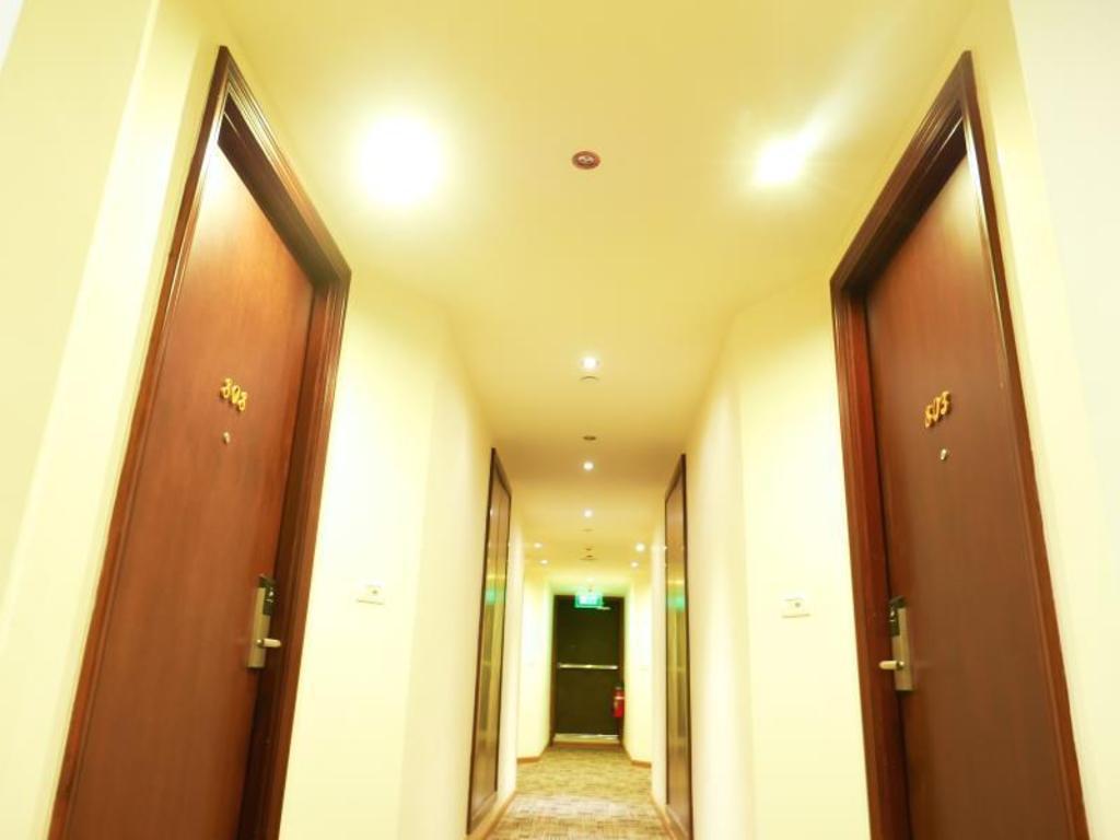 ホテル マーメイド バンコク5