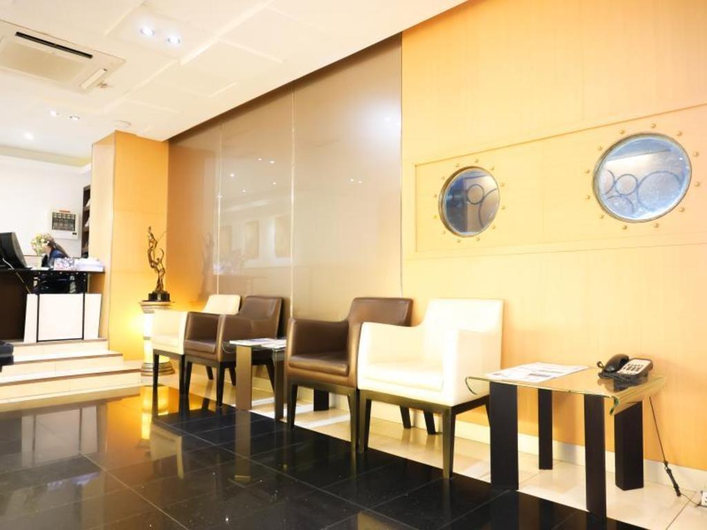 ホテル マーメイド バンコク17