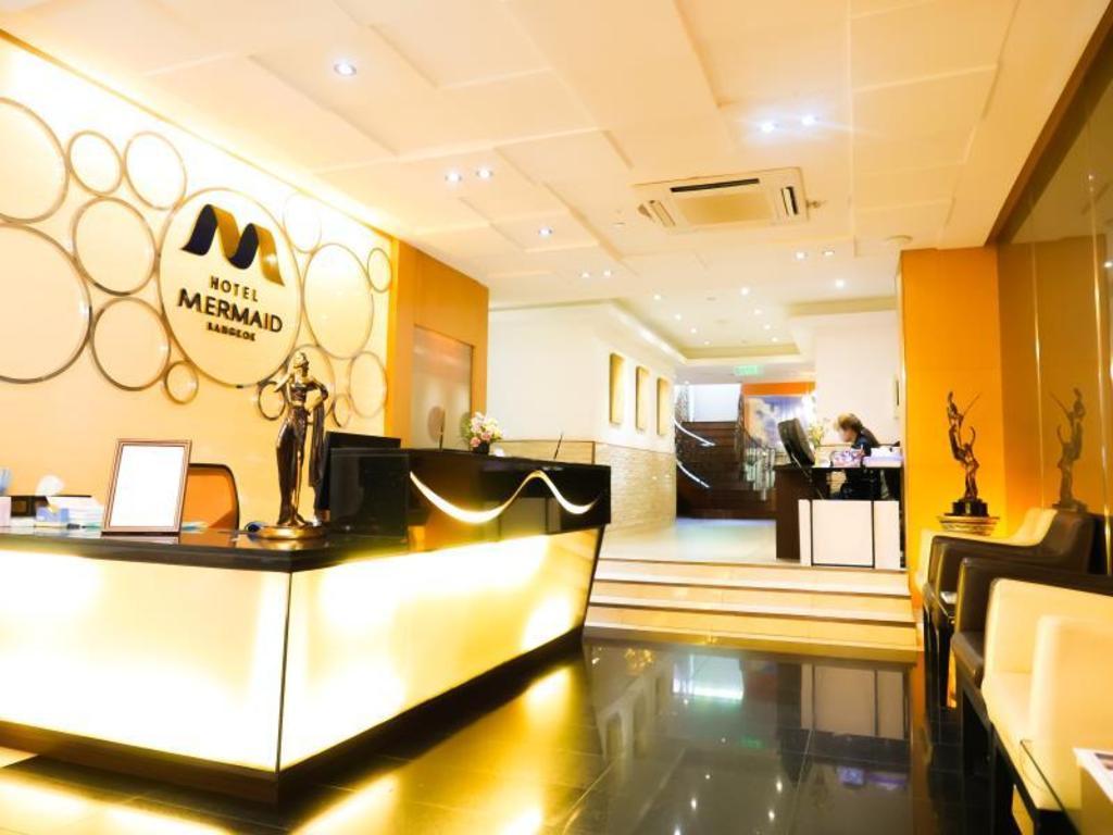ホテル マーメイド バンコク12