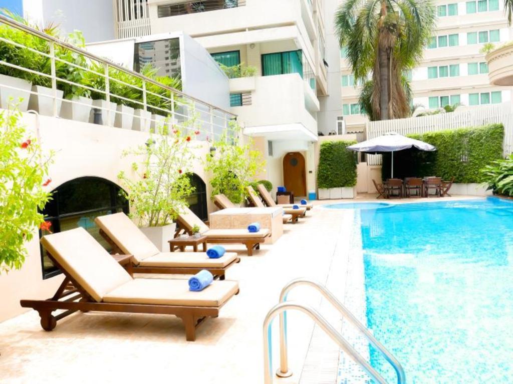 ホテル マーメイド バンコク1