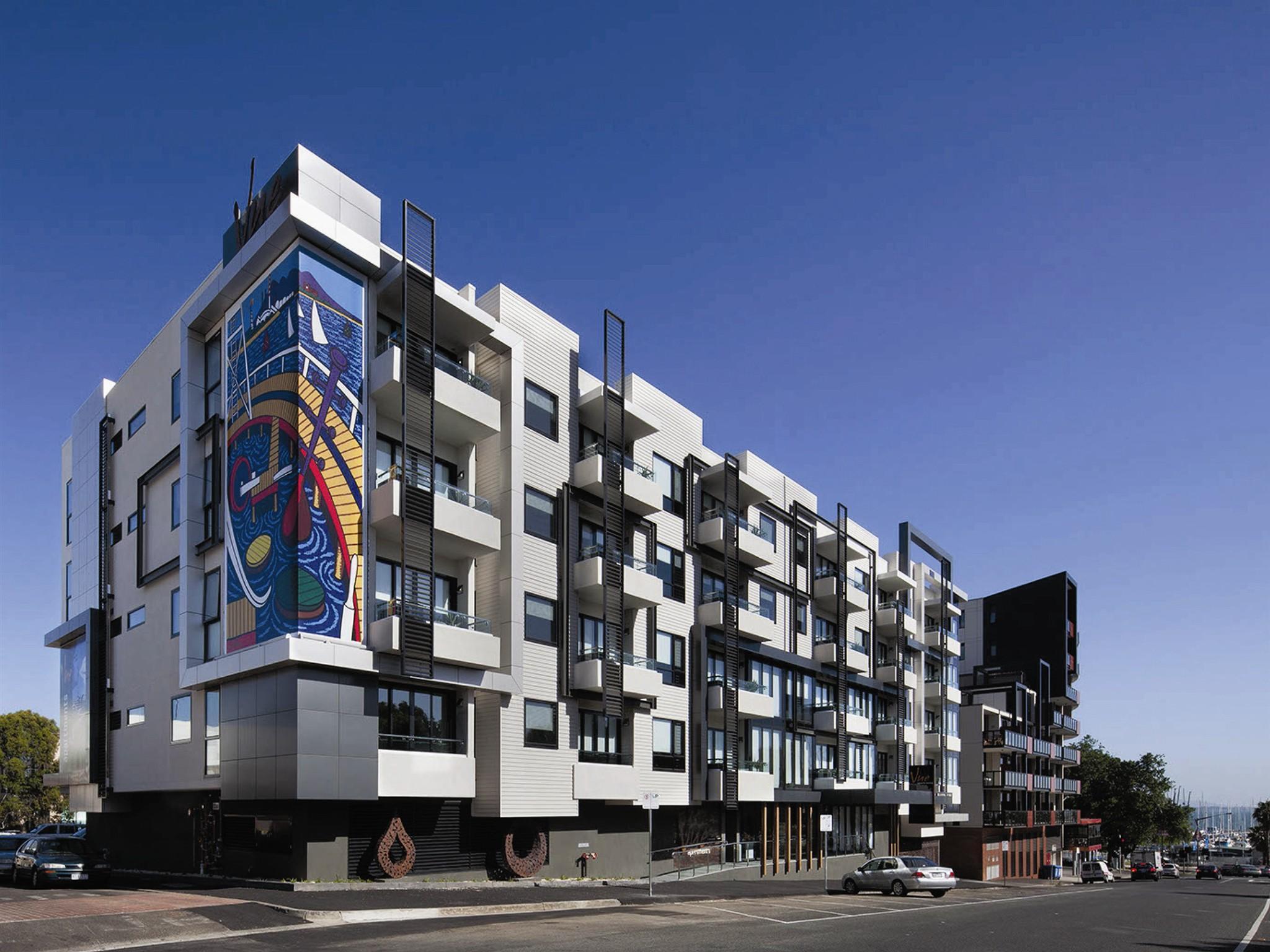 Vue Apartments, Geelong