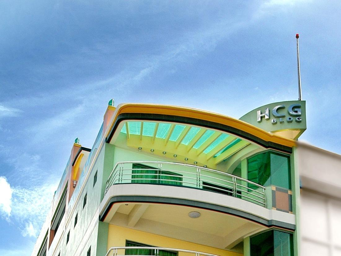 HCG Residence Mansion, Tabaco City