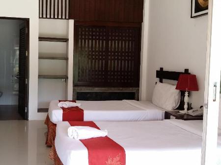 โรงแรมนานา บีช ห้องมาตรฐาน เตียงแฝด (Standard Twin Bed)