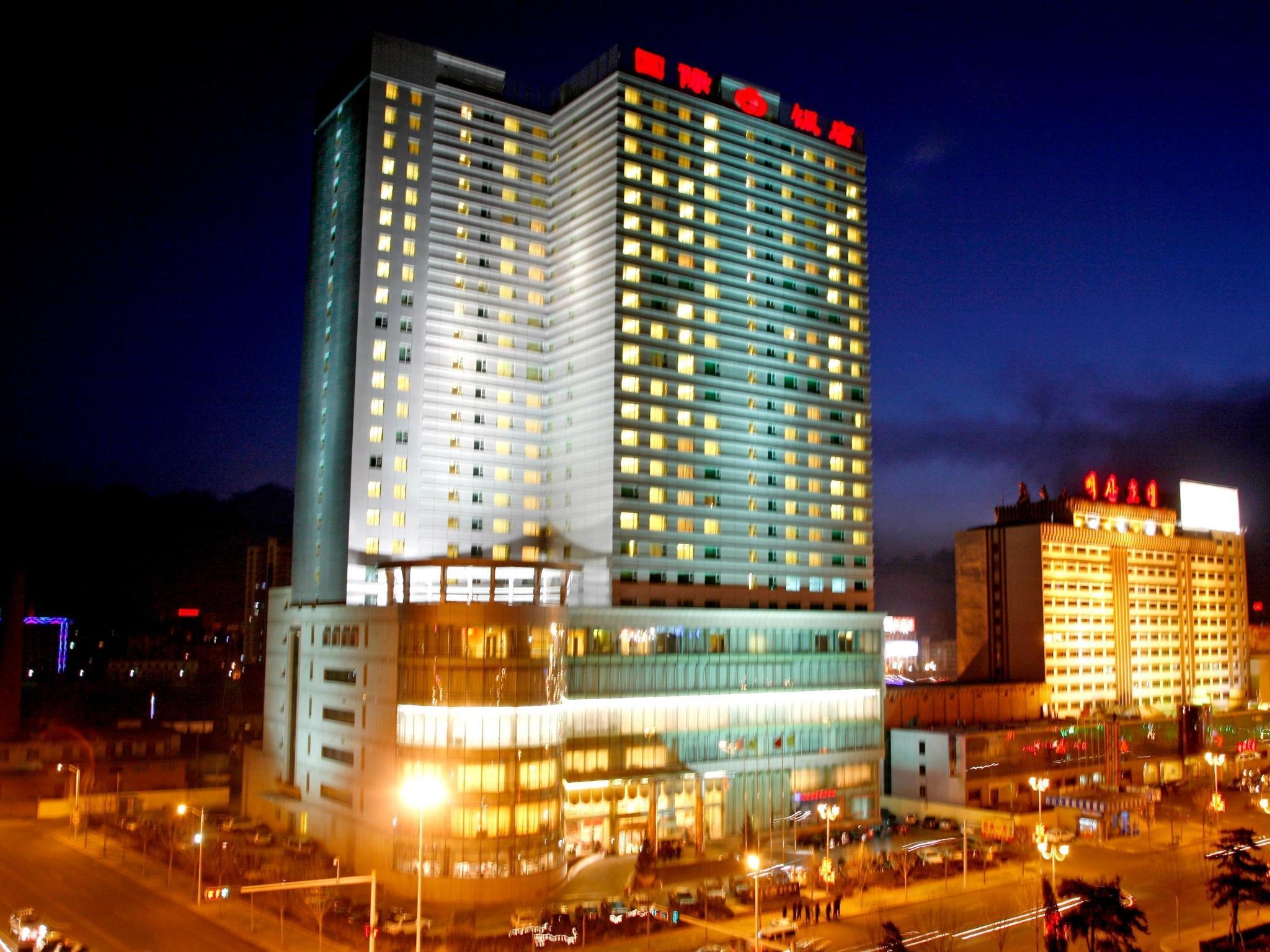Yanji Yanbian International Hotel, Yanbian Korean