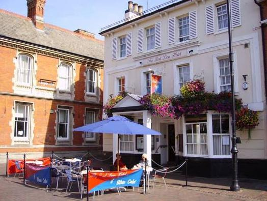 The Red Lion Hotel, Lincolnshire
