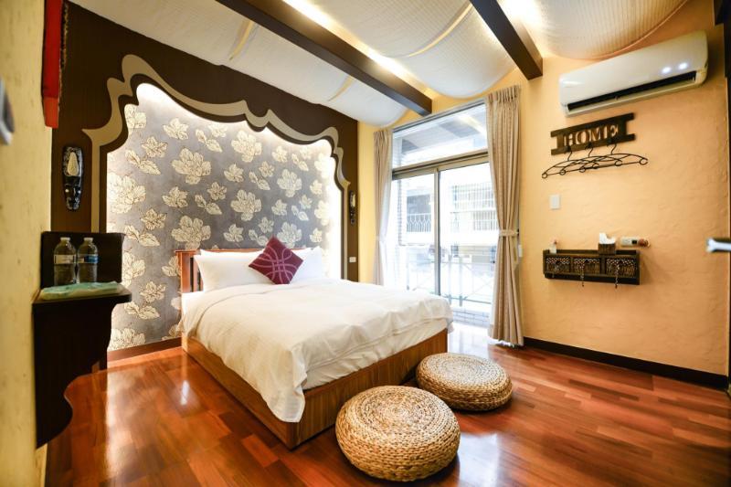 峇里島風格雙人房