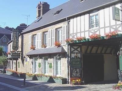 Logis Hôtel de la Croix d'Or
