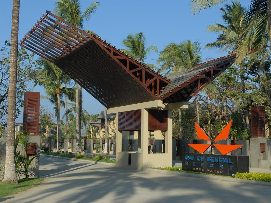 Bay of Bengal Resort, Bassein