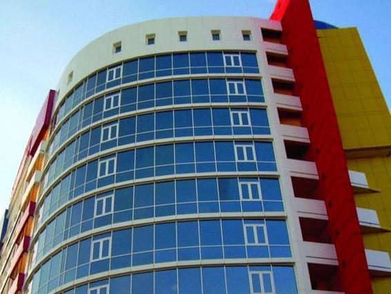 Bogemia City Hotel, Saratovskiy rayon