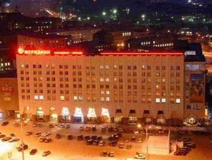 Congress Hotel Meridian, Murmansk gorod