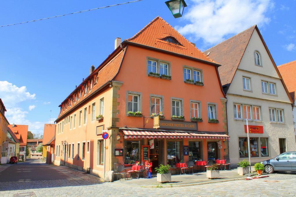 Hocher Hotel & Cafe, Ansbach
