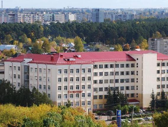 Oktyabrskaya Hotel, Tver'