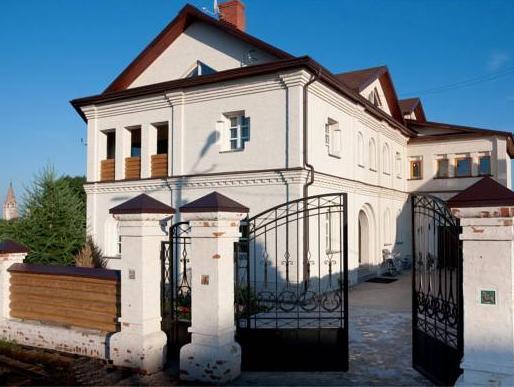 Dom Popova, Suzdal'skiy rayon