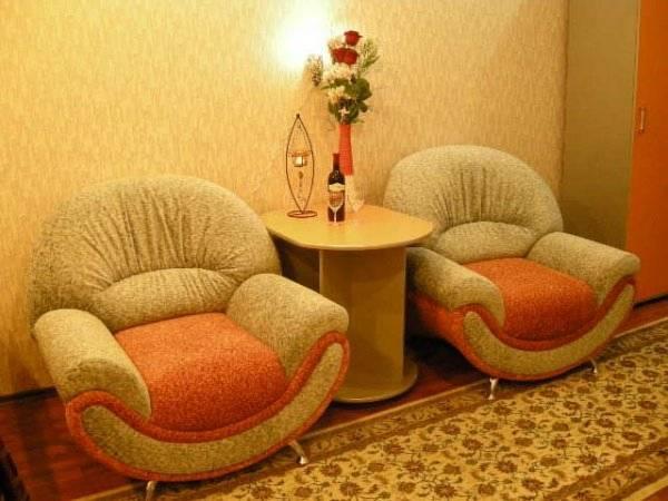 Hotel A, Saratovskiy rayon