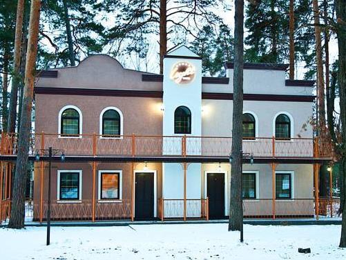 Hotel Complex Rancho 636, Bogorodskiy rayon