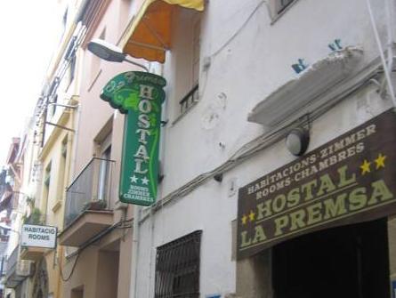 Hostal Restaurant La Premsa