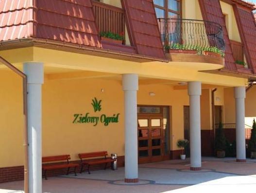 """""""Zielony Ogród"""" w Zabrzu - Hotel - Restauracja"""