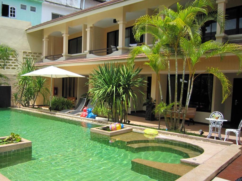 ホテル ラ ビラ5