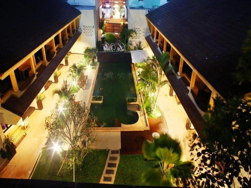 ホテル ラ ビラ11
