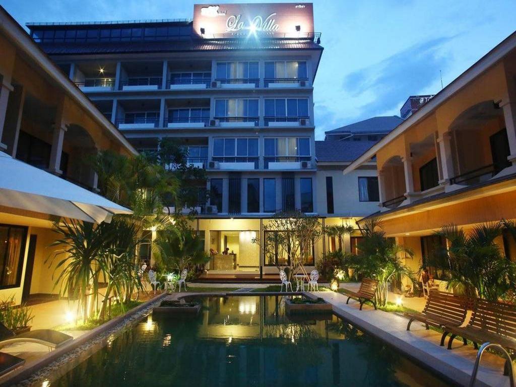 ホテル ラ ビラ15