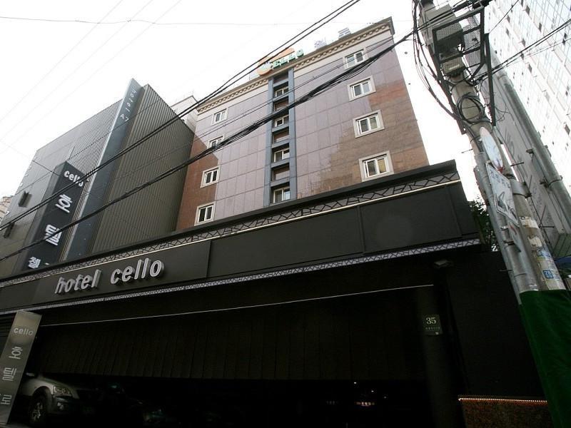 Hotel Cello Seocho, Seocho