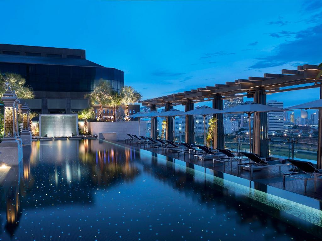 ザ セント レジス バンコク ホテル1