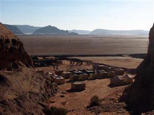 The Caravans Camp, Quaira