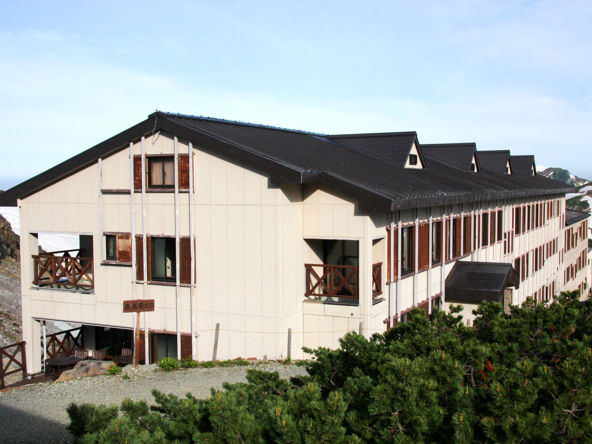 Lodge Raichoso, Tateyama