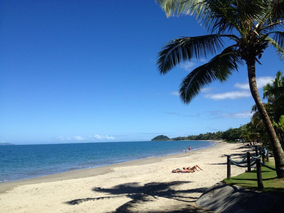 Lagoon Resort, Serua