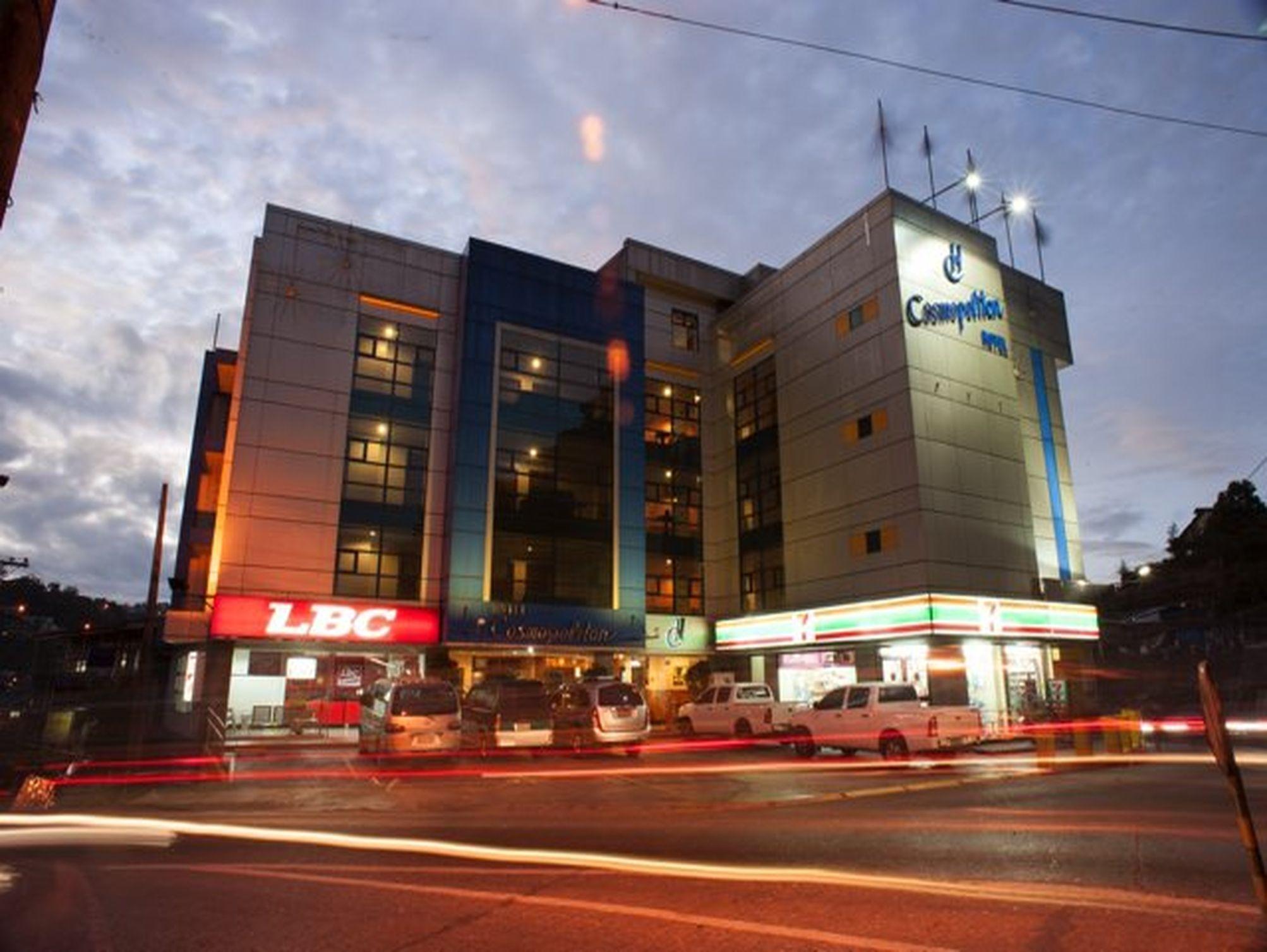 Hotel Cosmopolitan, Baguio City