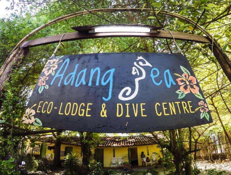 阿當海洋潛水-生態小屋