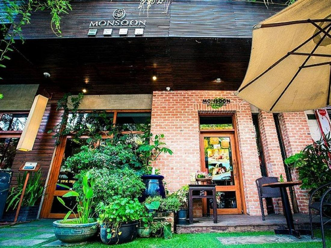 Book monsoon boutique hotel and spa phnom penh cambodia for Best boutique hotels phnom penh