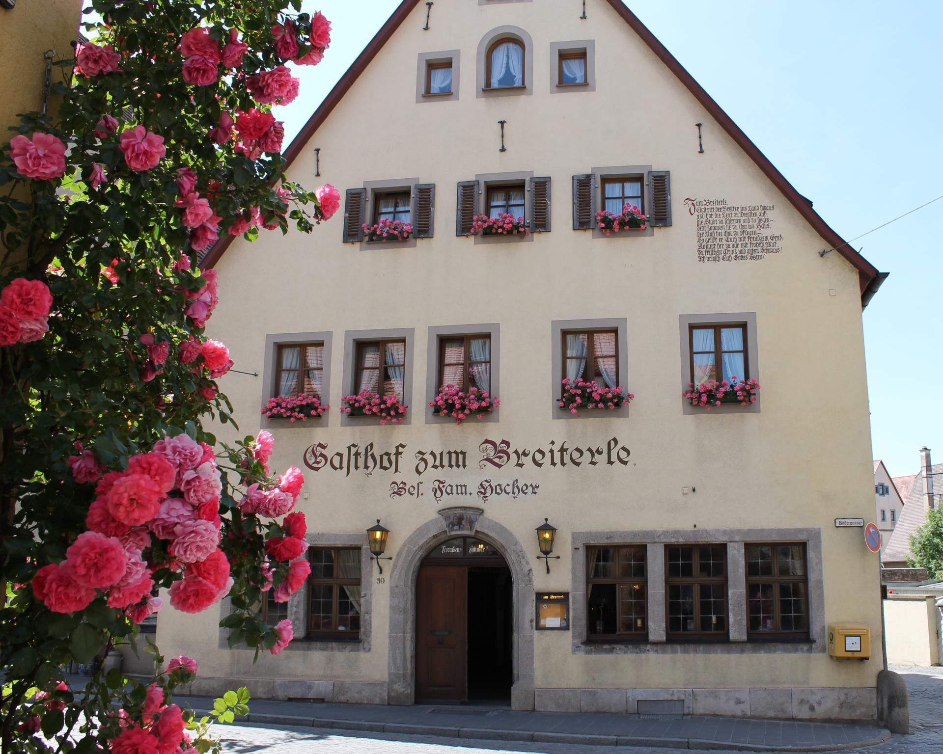 Hotel Gasthof zum Breiterle, Ansbach