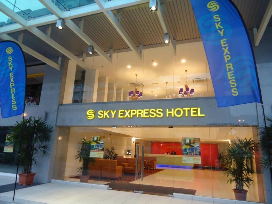 Book sky express hotel bukit bintang kuala lumpur for Design hotel bintang 3