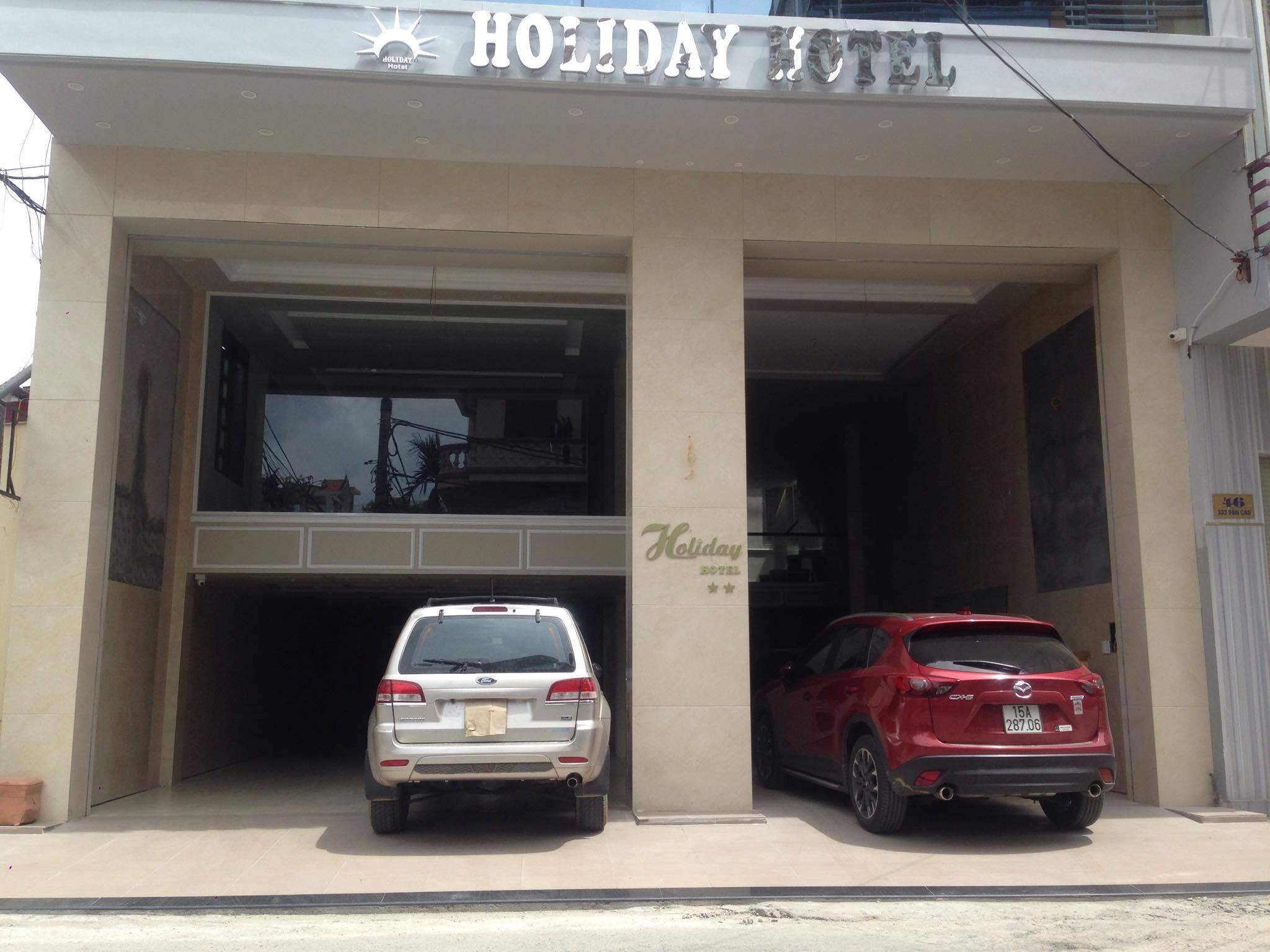Holiday Hotel Haiphong, Hải An