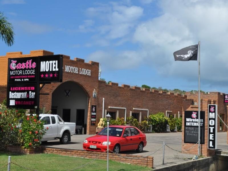 Castle Motor Lodge, Bowen
