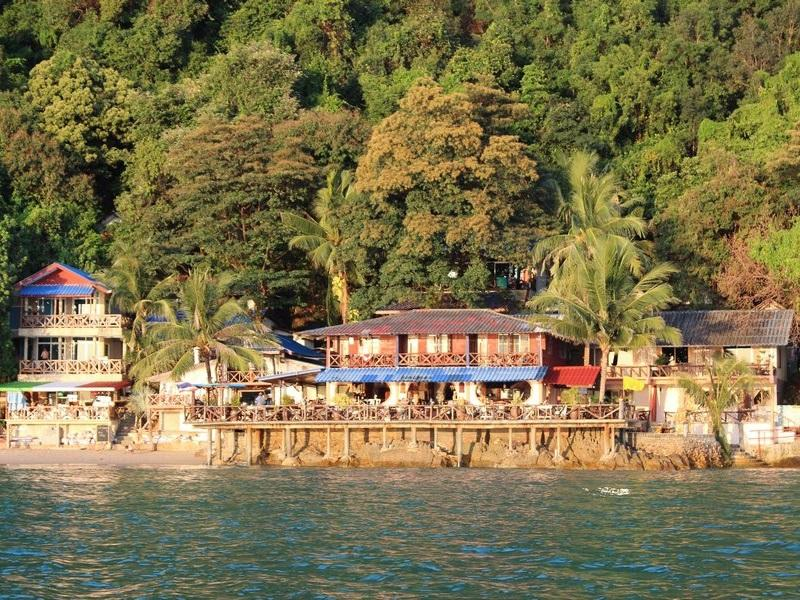 Rock Sand Resort, K. Ko Chang