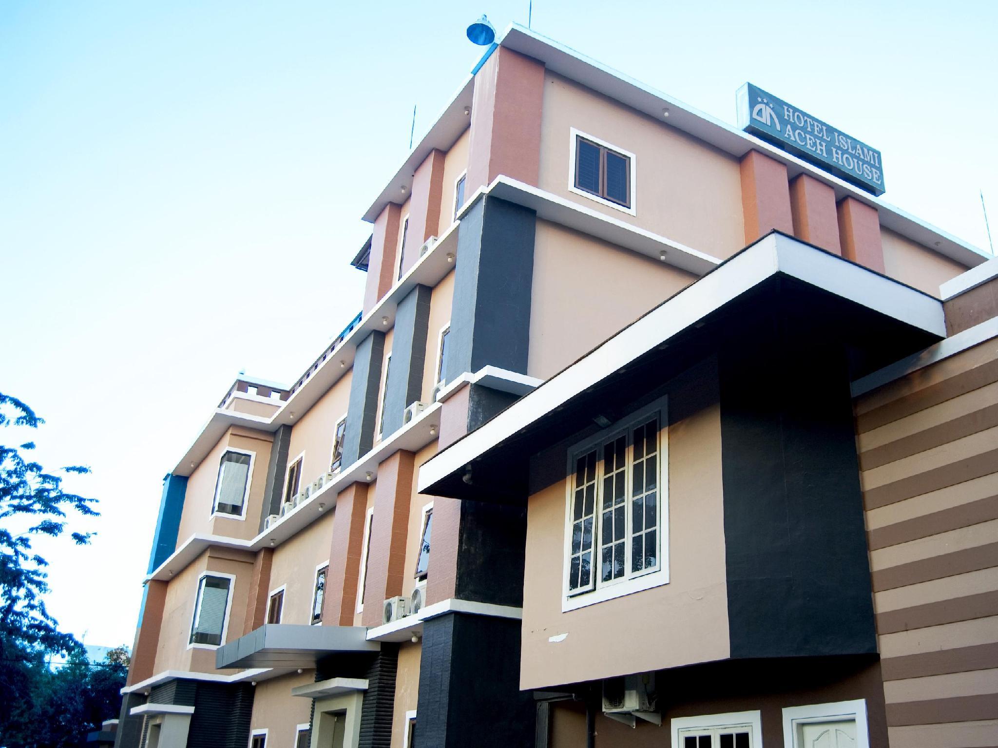 Hotel Syariah Aceh House Gajah Mada, Medan