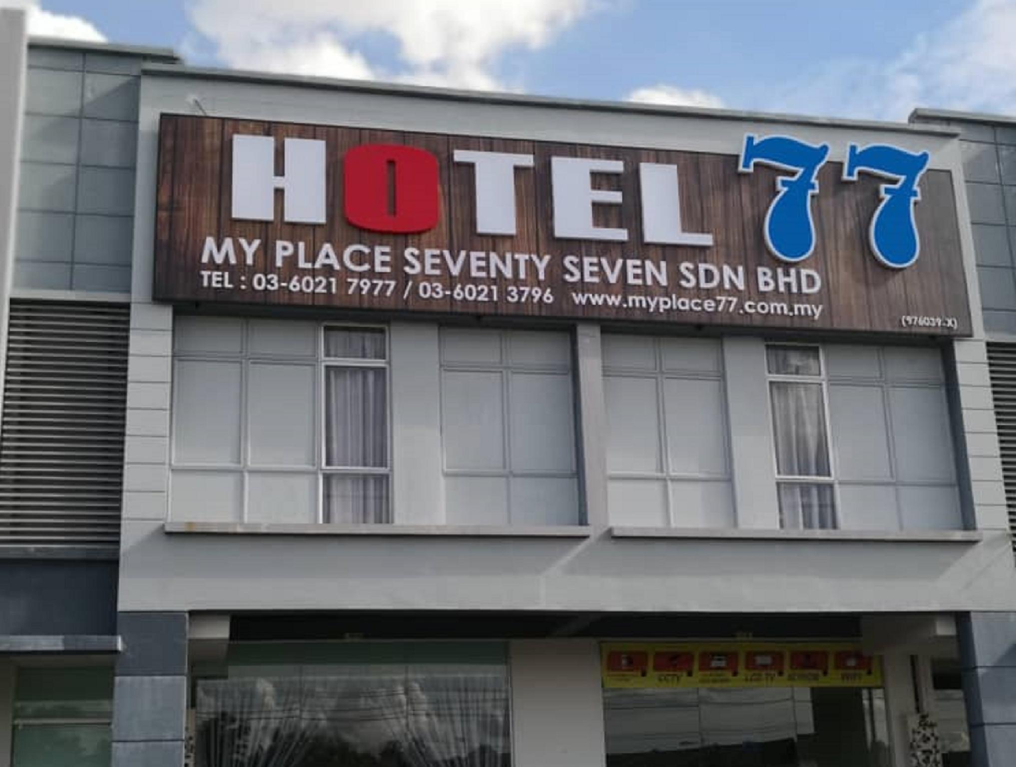 Hotel 77 Rawang, Hulu Selangor