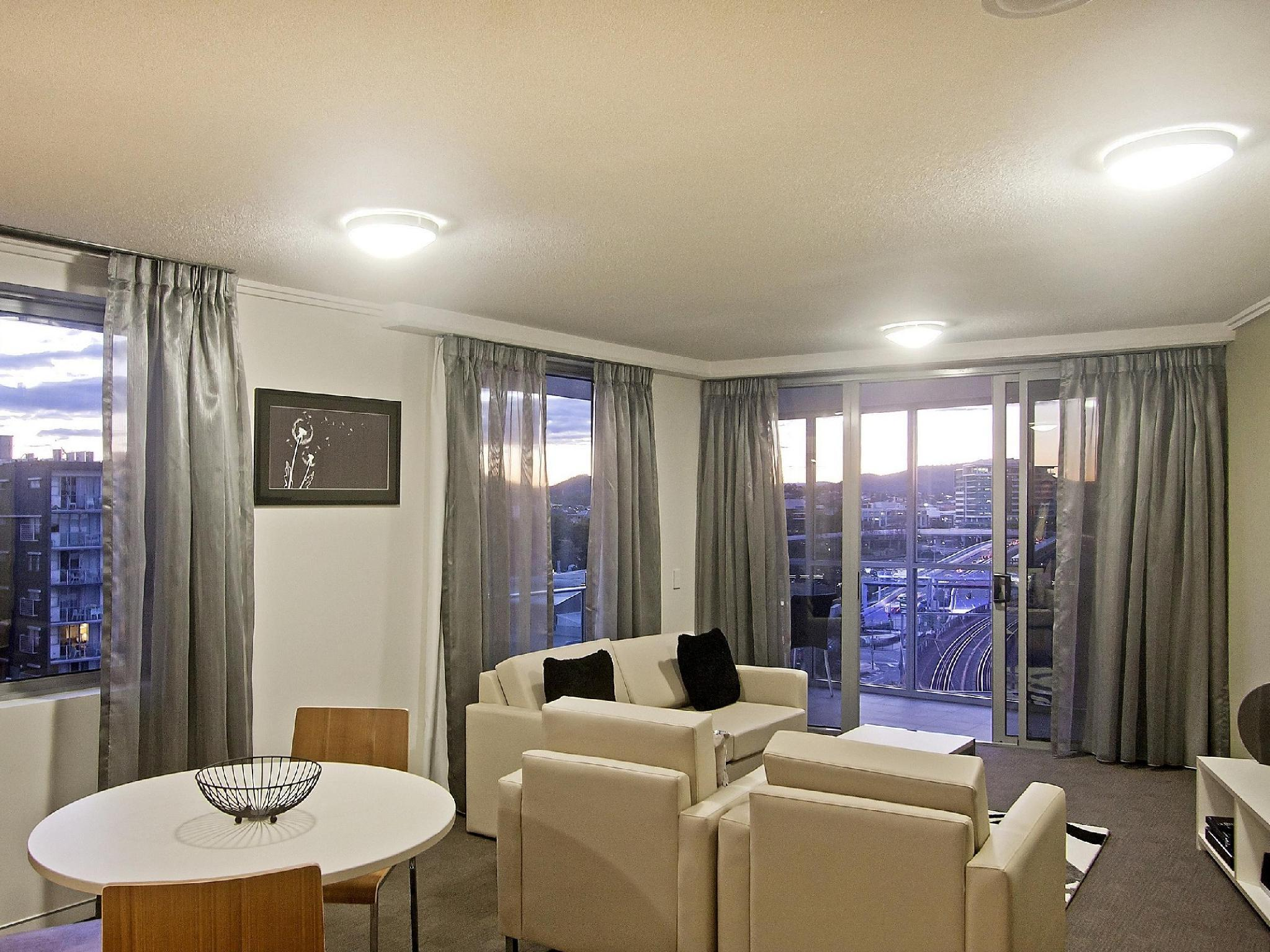 Best Price on The Capitol Apartments in Brisbane + Reviews