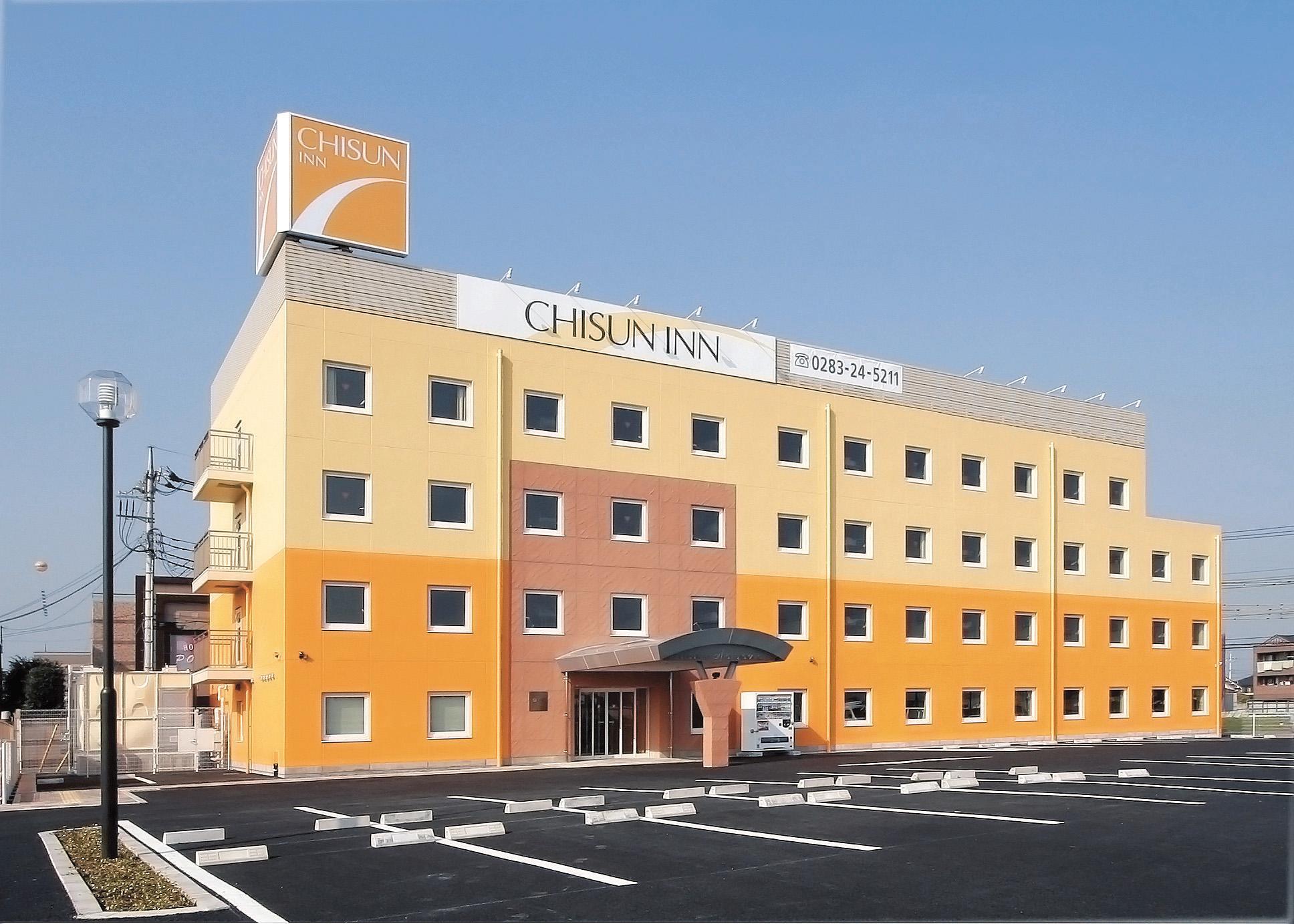 Chisun Inn Sano Fujioka IC, Sano
