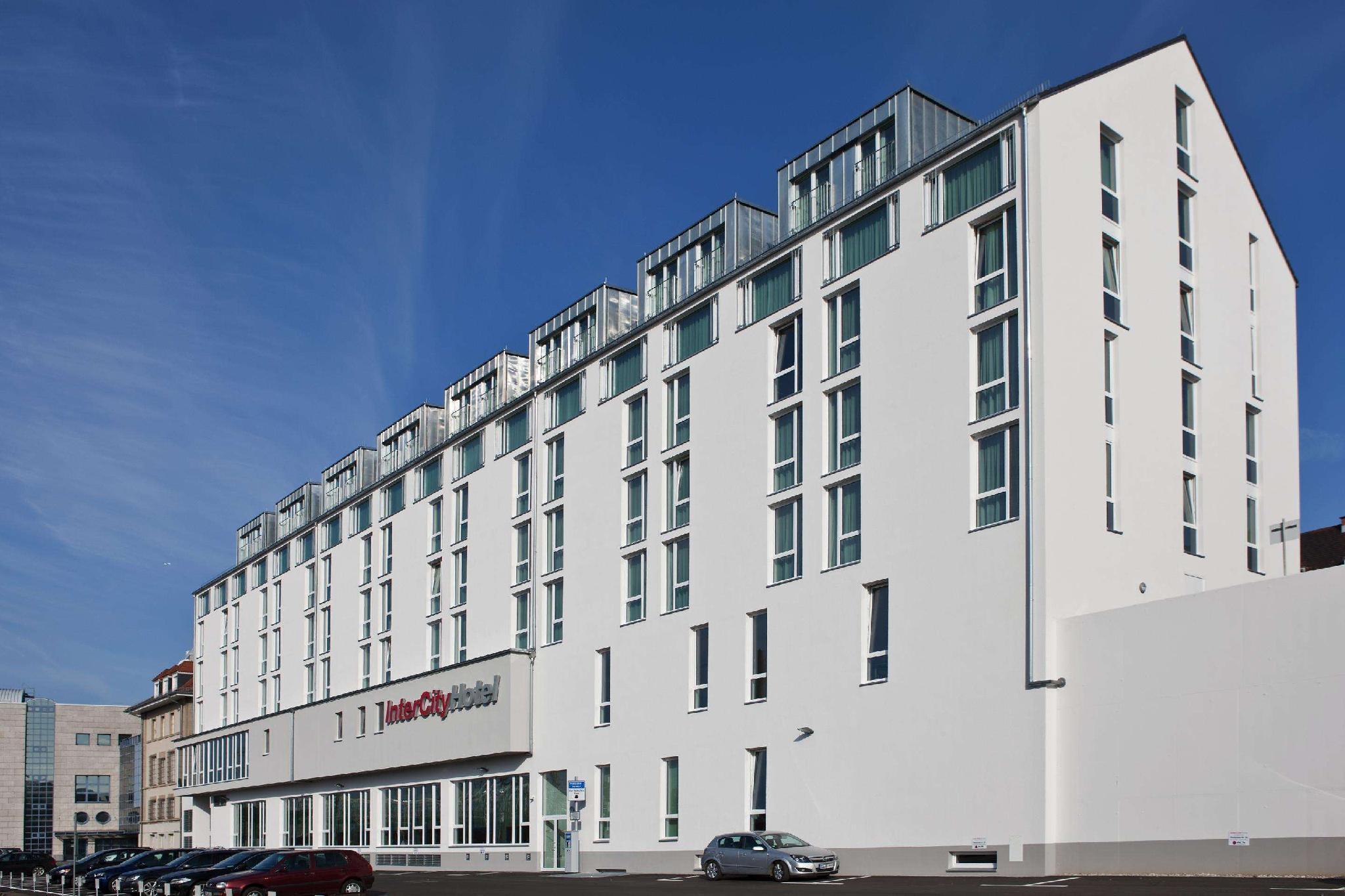 IntercityHotel Darmstadt, Darmstadt