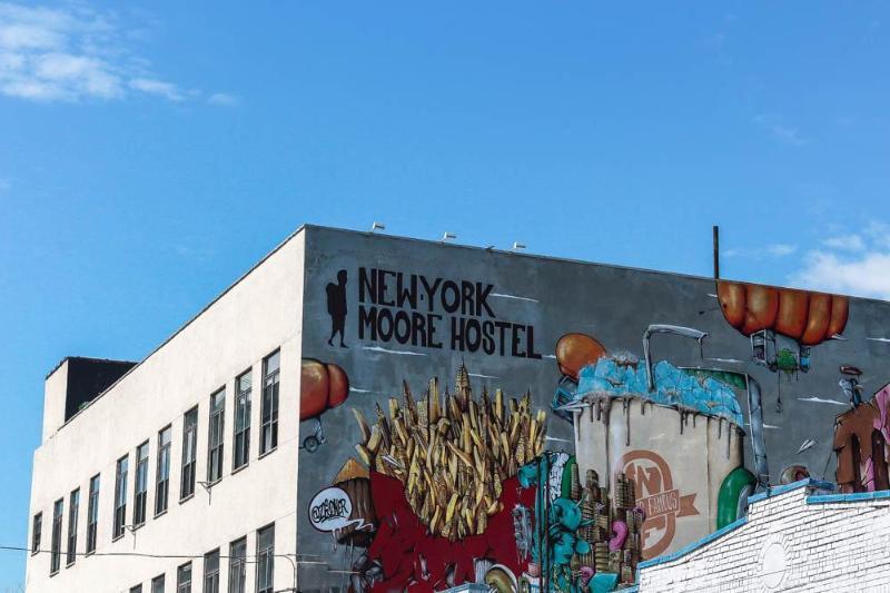 紐約摩爾青年旅館