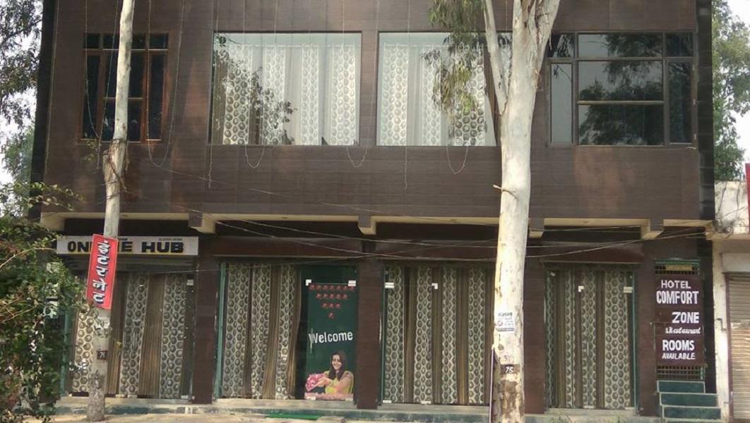Hotel Comfort Zone, Kurukshetra