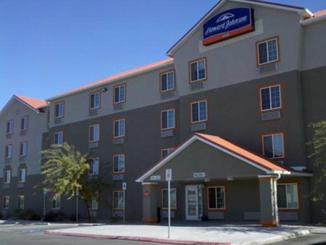 The Howard Johnson Hotel Las Vegas